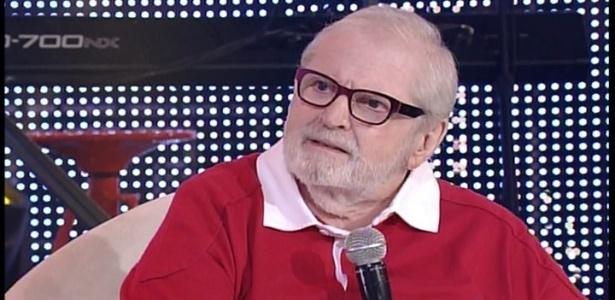 Jô Soares foi internado com infecção pulmonar