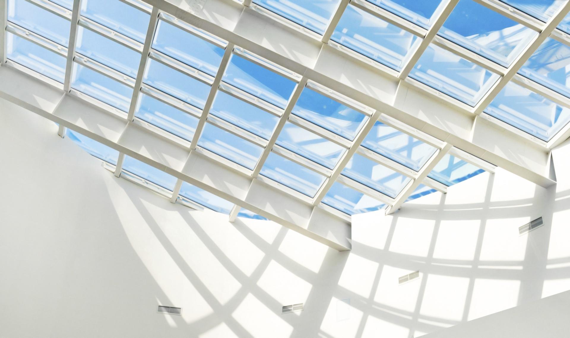 Telhas de vidro e de policarbonato Além das telhas de cerâmica  #2365A8 1920 1139