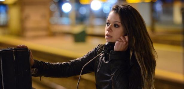 """Tatiana Maslany é a estrela de """"Orphan Black"""", que ganhou uma nova temporada"""