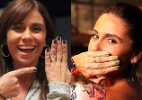 """Qual esmalte de Giovanna Antonelli na novela """"Em Família"""" mais combina com você? - Carol Caminha/ TV Globo/Divulgação/Site """"Em Família""""/AgNews"""