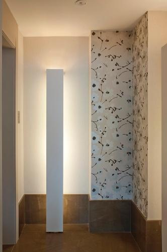 Ap u00ea com 230 m u00b2 tem decoraç u00e3o despretensiosa e móveis que aproveitam espaço Casa e Decoraç u00e3o  -> Decoração Do Hall De Entrada Do Apartamento