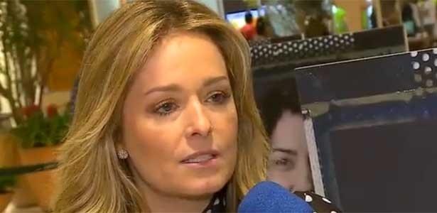 Vendramini sobre cena quente: 'É mais fácil com mulher'