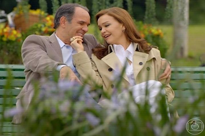 18.jul.2014 - Virgílio e Helena fazem reflexão sobre a vida