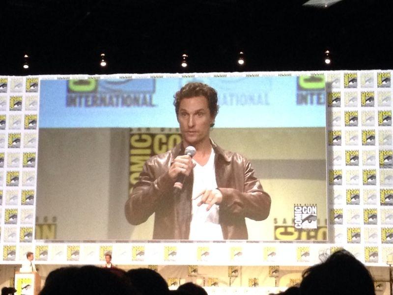 Matthew McConaughey fala sobre o filme