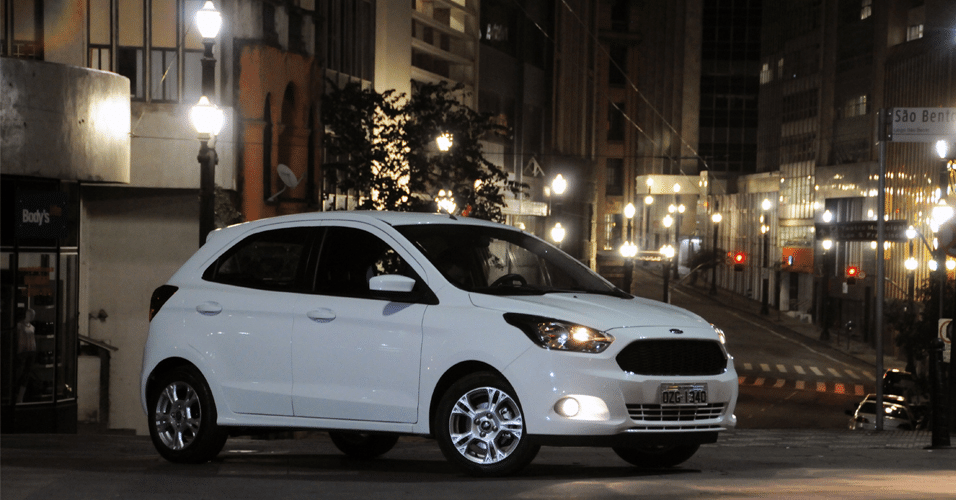 all new ford ka makes first public appearances ford inside news community. Black Bedroom Furniture Sets. Home Design Ideas