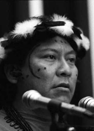 Davi Kopenawa é uma das maiores lideranças indígenas do mundo