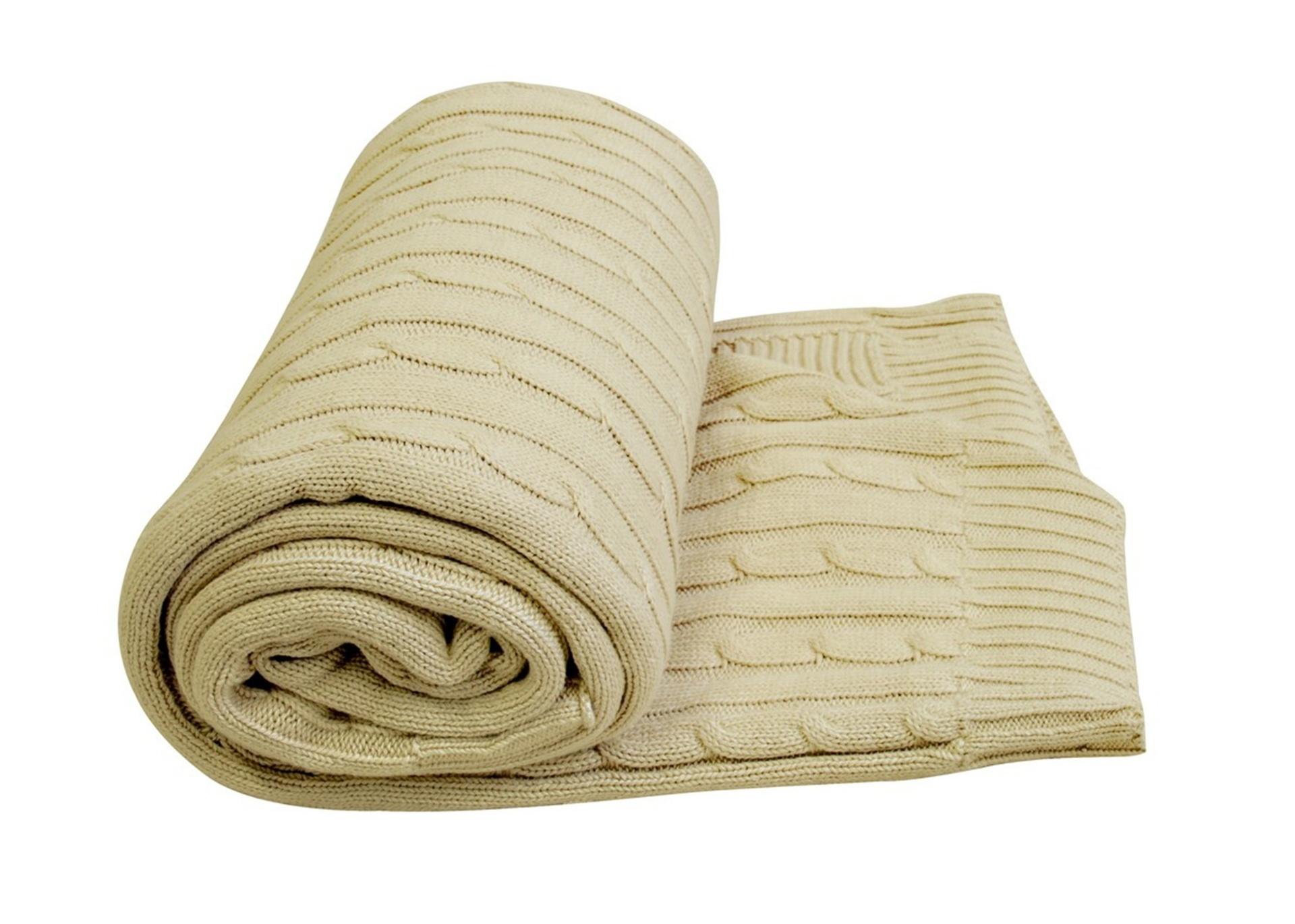 A manta de algodão mede 130 cm por 170 cm e pode ser comprada na By Kamy (www.bykamy.com) I Outras informações podem ser obtidas com o fornecedor