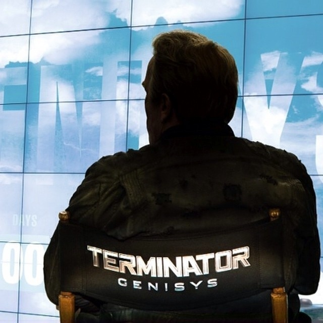 Arnold Schwarzenegger divulga título e data de novo