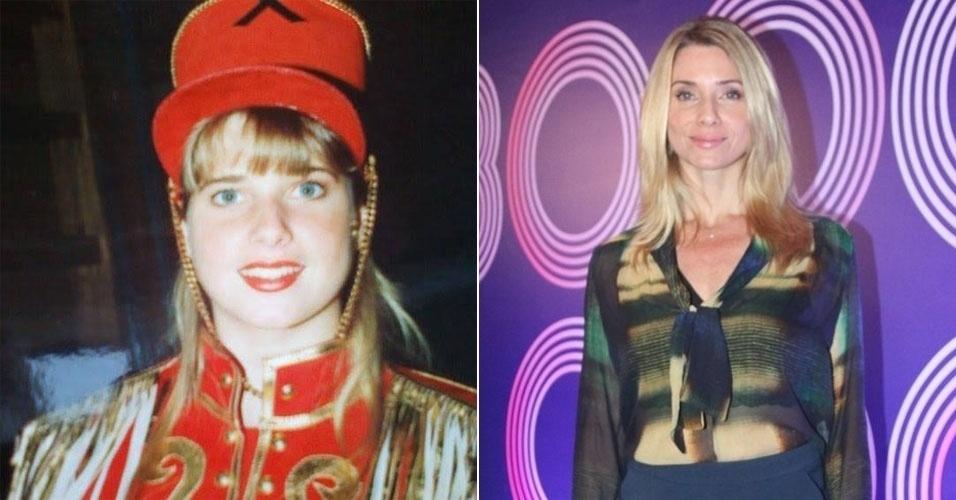 Letícia Spiller, ou Pituxa Pastel, fez parte da 2ª Geração das Paquitas, no