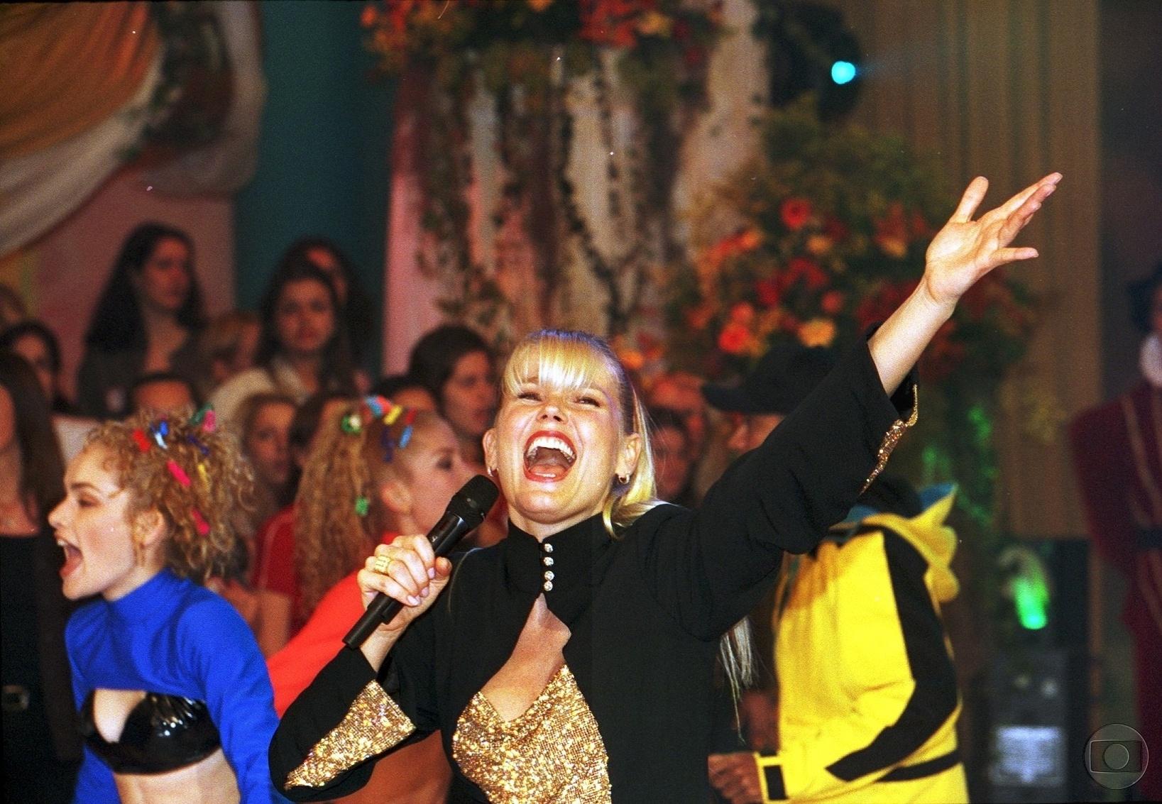 Planeta Xuxa volta a ser exibido no canal Viva
