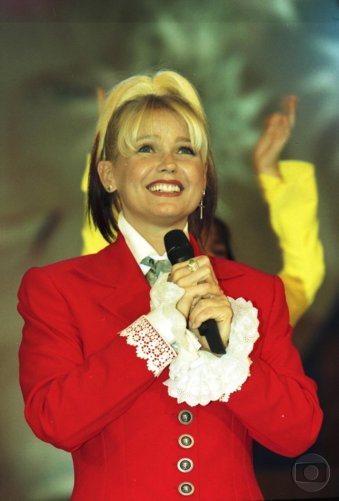 Xuxa apresentou entre 1997 e 2002 o programa