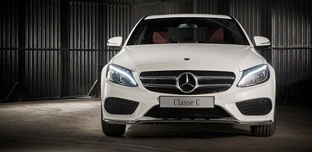 (W205): Mercedes chama 23 unidades do C200 por cinto que pode se soltar Mercedes-benz-classe-c-2015-1407946590412_615x300