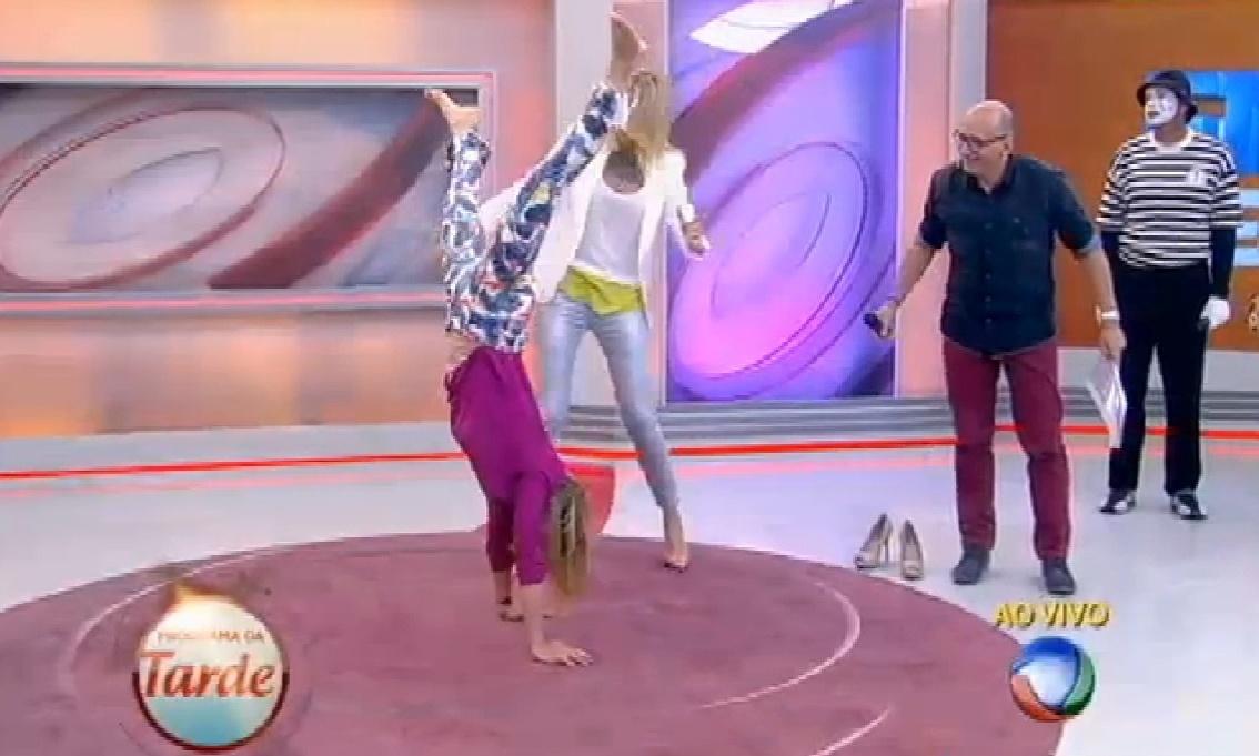 14.ago.2014 - Ticiane Pinheiro