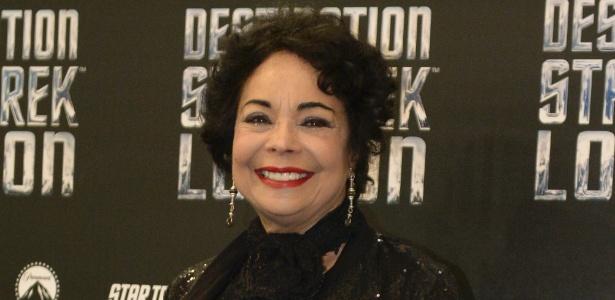 A atriz Arlene Martel