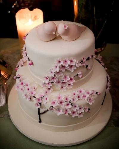 Cake Design Prato : De lacinhos a flores: veja bolos de casamento com ...