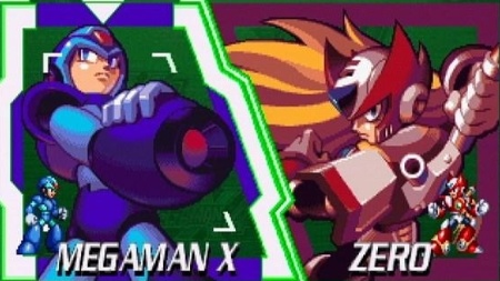 """Em """"Mega Man X4"""" você pode jogar o game todo com o robô azul ou com Zero"""