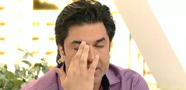 Edu Guedes se emociona ao ouvir gravação do menino Bernardo, que grita por socorro é ameaçado pela madrasta