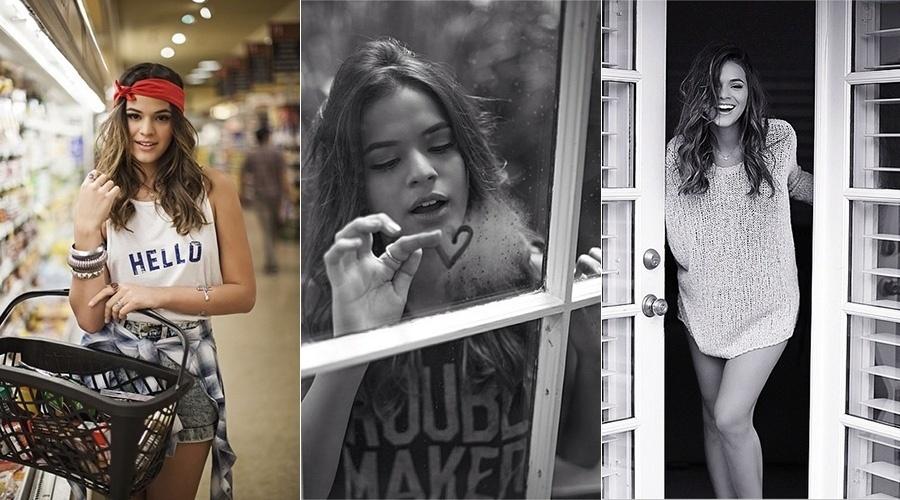 28.ago.2014 - Bruna Marquezine posou para as lentes do fotógrafo Beto Gatti em Los Angeles. As fotos foram divulgadas por Beto por meio de seu perfil do Instagram