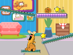 Garfield's Eats Pizza