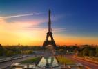 Turistas poderão dormir na torre Eiffel durante o torneio Euro-2016 - Getty Images