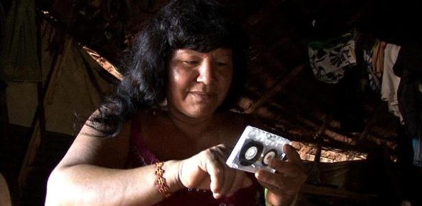 """Cena do filme """"Hiper Mulheres"""" (2011), de Carlos Fausto"""