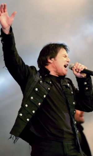 Jimi Jamison, vocalista do Survivor