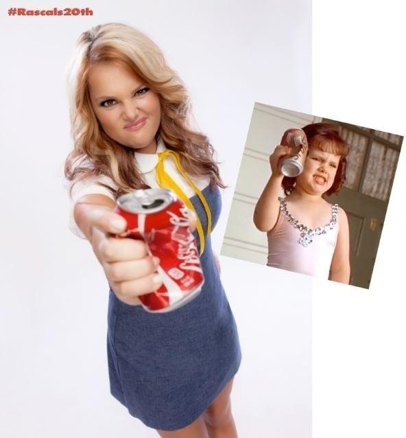 """Brittany Ashton Holmes relembra Darla, de """"Os Batutinhas"""""""