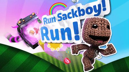 """Integração online de """"Run Sackboy! Run!"""" vai permitir desafio entre amigos"""