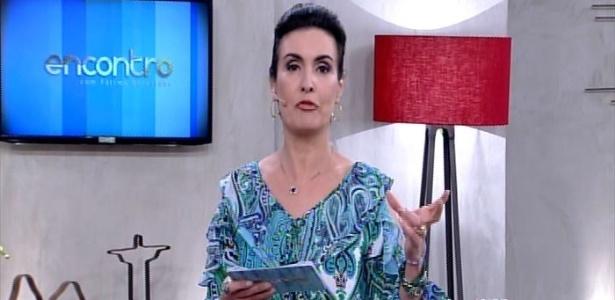 Fátima Bernardes se redime, cita carta falsa atribuída a Brad Pitt e diz que a internet dificultou atestar veracidade
