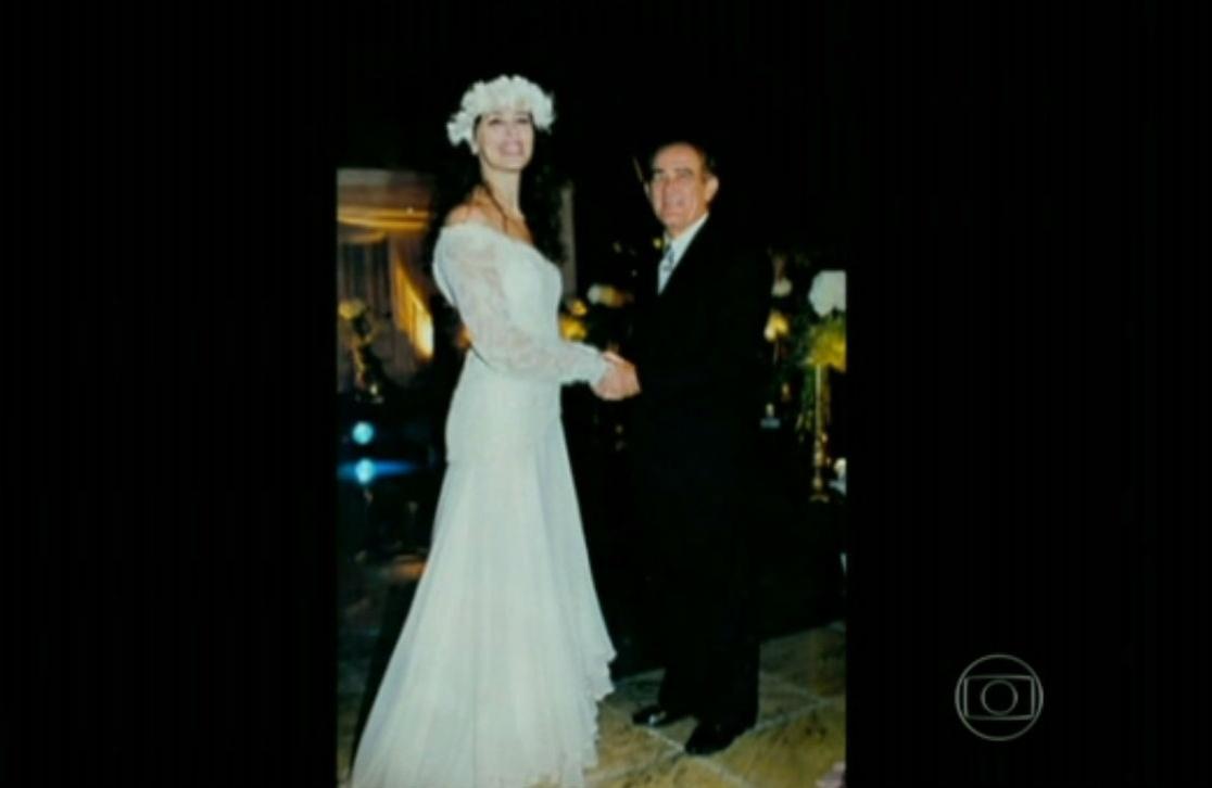 7.set.2014 - Lilian Aragão, esposa de Renato Aragão