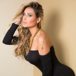 A apresentadora Andressa Urach