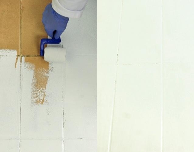 An1 pintura para pisos de ceramica cemento ba os y cocinas - Pintura para cemento ...