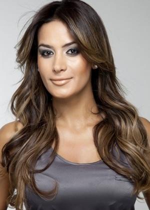 Lucilene Caetano, 30 anos, jornalista e apresentadora