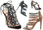 De R$ 80 a 8 mil: veja sandálias com pedrarias que são verdadeiras joias - Divulgação