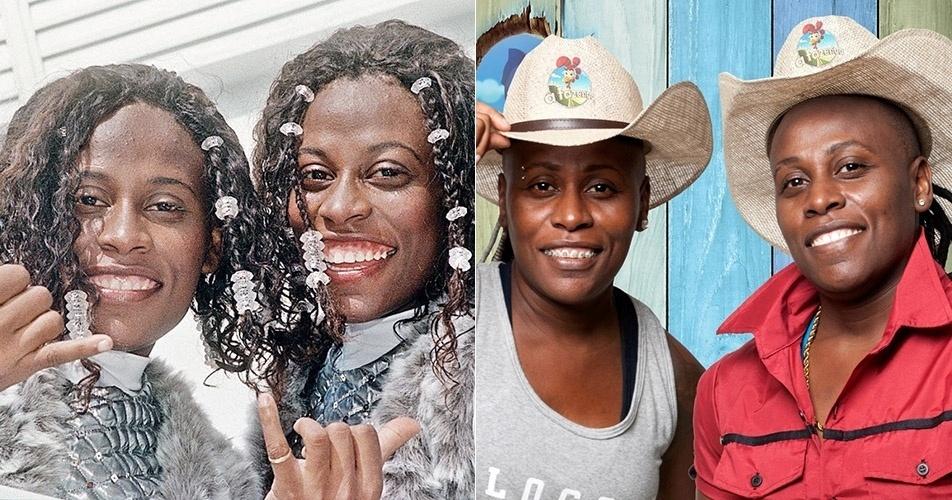 """Nascidas no Rio de Janeiro, Pepê e Neném estouraram no cenário musical no final dos anos 1990, com o hit """"Mania de Você""""."""