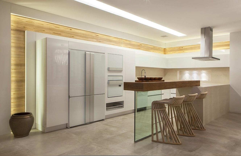 Decoração Simples para Cozinhas Cozinhas Decoradas #8E713D 1330 863