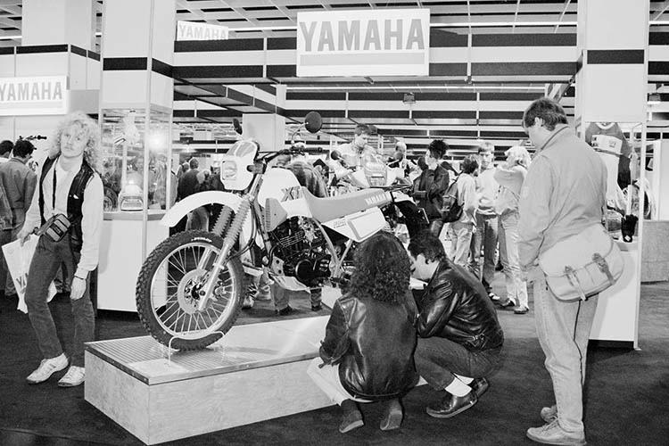 História do Salão de Motos de Colônia