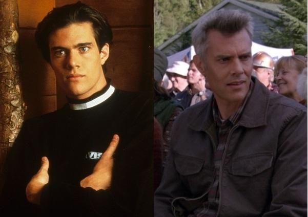 """Dana Ashbrook, o Bobby de """"Twin Peaks"""""""