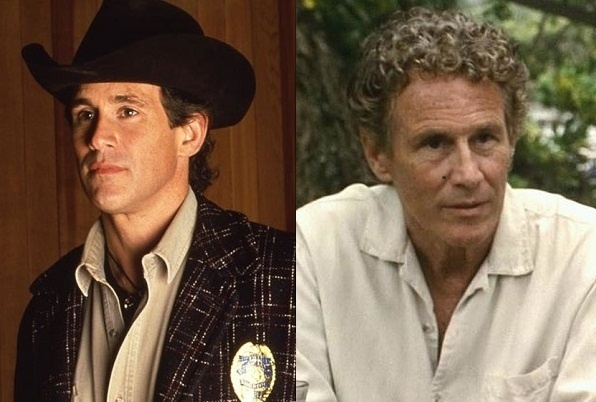 "Michael Ontkean, o xerife Harry Truman de ""Twin Peaks"""