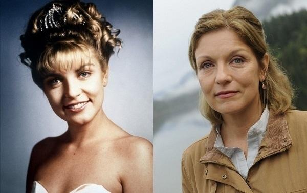 """Sheryl Lee, a Laura Palmer de """"Twin Peaks"""""""