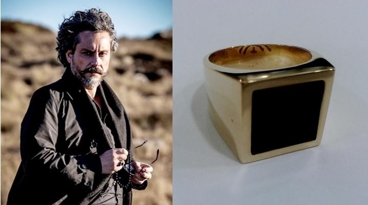 Entre as novidades do Expo Noivas 2014 está a réplica do anel de José Alfredo, interpretado por Alexandre Nero na novela