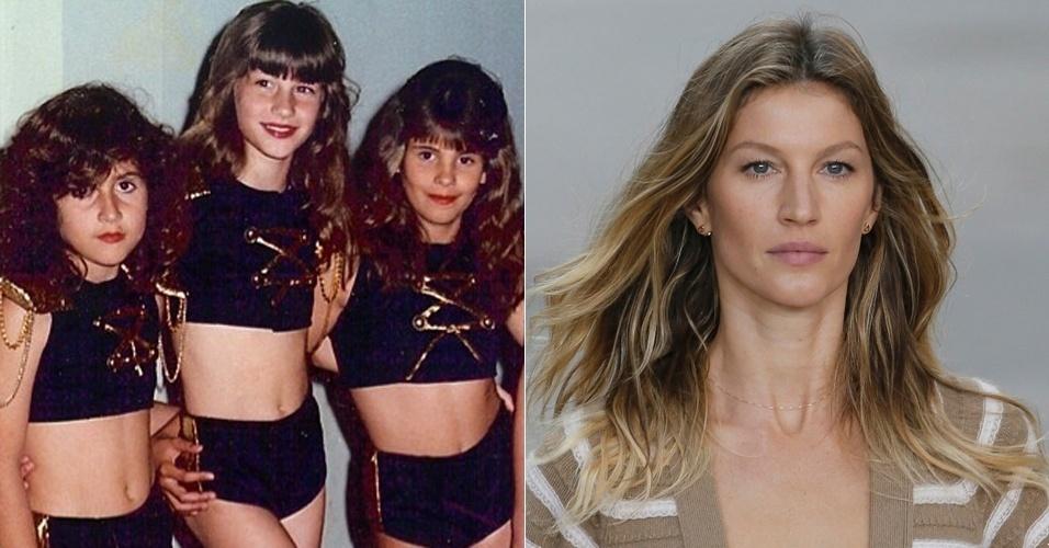 Modelos crianças - Candice Swanepoel
