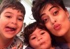 Famosos e seus filhos se divertem no Dia das Crianças - Reprodução/Instagram/julianapaes