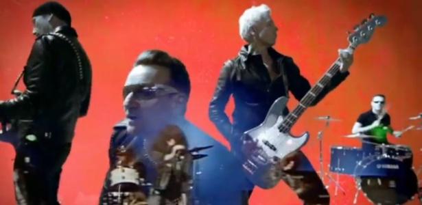 """Imagem do clipe da música """"The Miracle (of Joey Ramone)"""", do U2; canção faz parte do novo álbum da banda: """"Song of Innocence"""""""