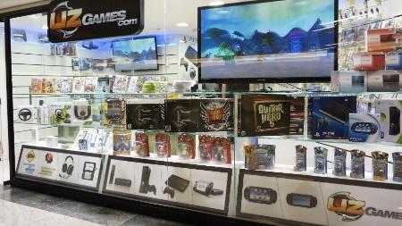 NC Franchise adquire rede de lojas UZ Games [360] Uz-games-1414077965502_450x253