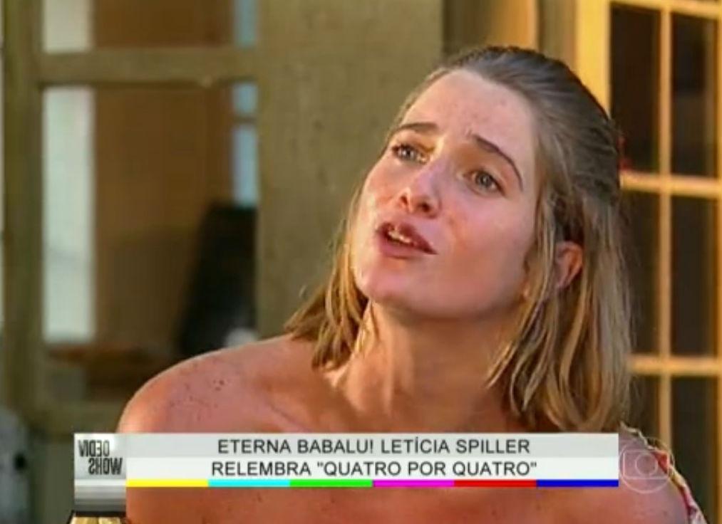 24.out.2014 - Letícia Spiller