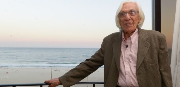 O poeta e escritor Ferreira Gullar