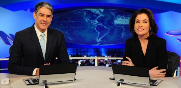 """No Rio, """"Jornal Nacional"""" perdeu para a novela """"Os Dez Mandamentos"""""""