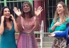 """Dorothy de """"Geração Brasil"""" encontra musas Scheila Carvalho e Sheila Mello - Reprodução/Instagram scheilacarvalhooficial"""