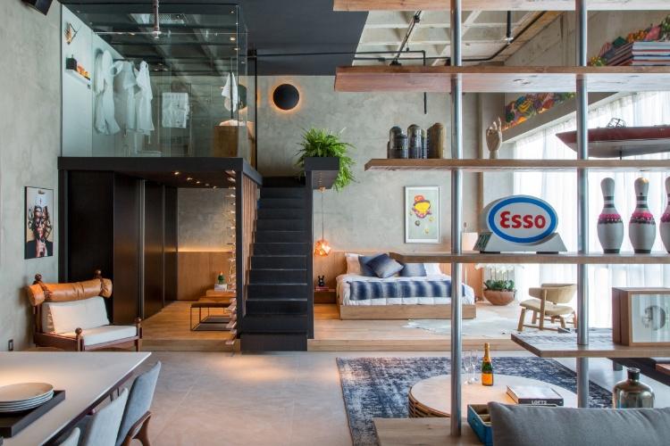 Casa Cor Rio traz ideias para compor espaços integrados e casas compactas  C